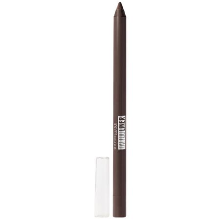 3x Maybelline Tattoo Liner Gel Pencil 910 Bold Brown