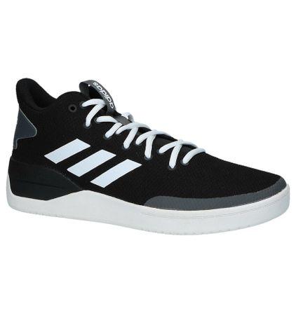 adidas Bball 80S Zwarte Sneakers