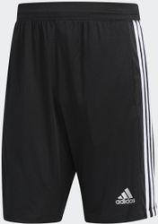 adidas D2M 3Stripes Short Sportshort Heren - Back/White