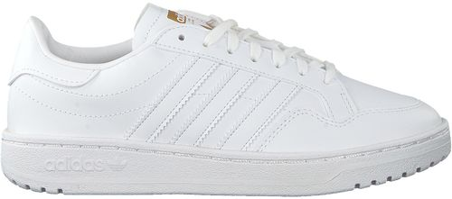 Adidas Lage sneakers Team Court J Wit