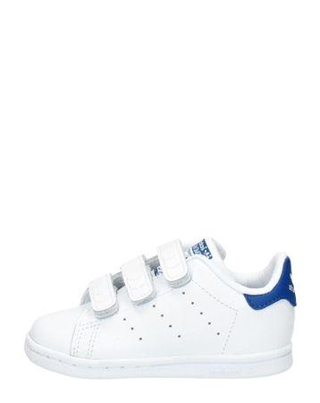 adidas Meisjes Stan Smith CF I wit Wit