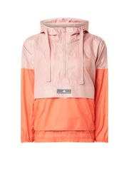adidas Windbreaker jack met colour blocking