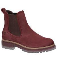 Bordeaux Chelsea Boots Tamaris