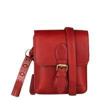 Burkely Desert Daisy X-Over Pocket M Chilli Red