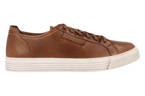 Camel Active Sneaker Laag Bowl Cognac Heren - Cognac
