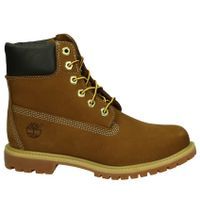Cognac Timberland 6IN Premium Boots