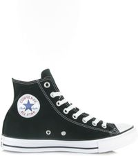 Converse Chuck Taylor All Star Sneakers Hoog Unisex - Black