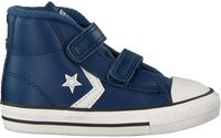Converse Sneakers Star Player 2V MID Blauw