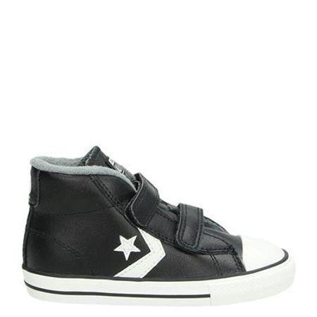 Converse Starplayer klittenbandschoenen zwart