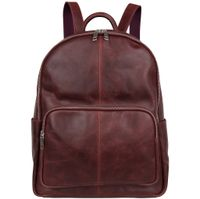 Cowboysbag Backpack Mason 15 Inch Burgundy