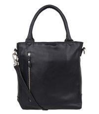 Cowboysbag Crossbodytassen Laptop Bag Luton Medium 13 inch Zwart
