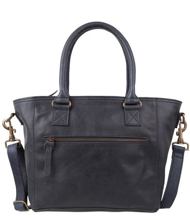Cowboysbag-Handtassen-Bag Bangor-Blauw