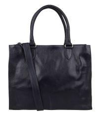 Cowboysbag-Handtassen-Bag Columbia-Blauw