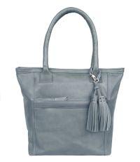 Cowboysbag-Handtassen-Bag Leeds-Blauw