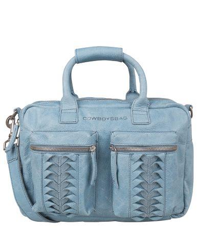 Cowboysbag-Handtassen-Bag Lynford-Blauw