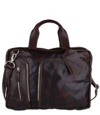 Cowboysbag-Handtassen-Bag Manhattan-Bruin