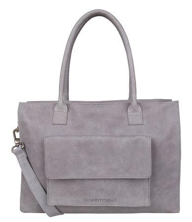Cowboysbag Handtassen Bag Parham 15.6 Inch Grijs