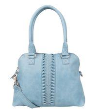 Cowboysbag-Handtassen-Bag Pennyhill-Blauw
