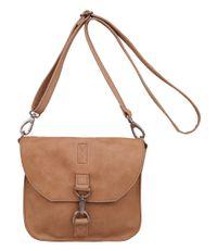 Cowboysbag-Handtassen-Bag Pompano-Bruin