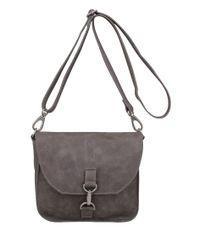 Cowboysbag-Handtassen-Bag Pompano-Grijs