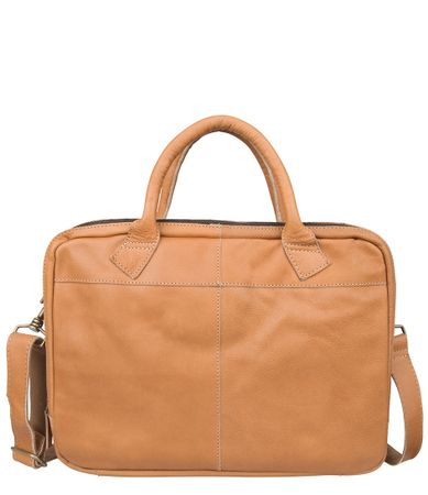 Cowboysbag Handtassen Laptop Bag Fairbanks 13-15 inch Bruin