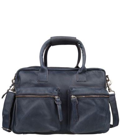 Cowboysbag-Handtassen-The Bag Small-Blauw