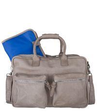 Cowboysbag Handtassen The Diaper Bag Grijs