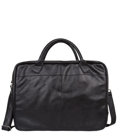 Cowboysbag-Laptoptassen-Bag Graham 17 inch-Zwart