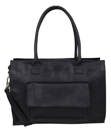 Cowboysbag-Laptoptassen-Bag Parham 15.6 Inch-Zwart