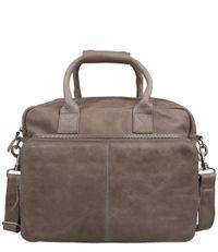 Cowboysbag Laptoptassen Laptop Bag Spalding 15 inch Grijs