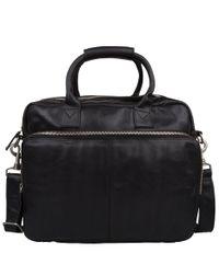 Cowboysbag Laptoptassen Laptop Bag Spalding 15 inch Zwart