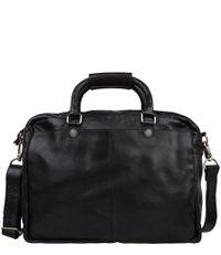 Cowboysbag-Laptoptassen-Washington-Zwart
