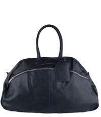 Cowboysbag-Reistassen-Bag Chicago-Blauw