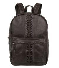 Cowboysbag-Schooltassen-Backpack Afton 15.6 Inch-Grijs