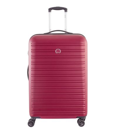 Delsey Koffers Segur 70 cm Rood