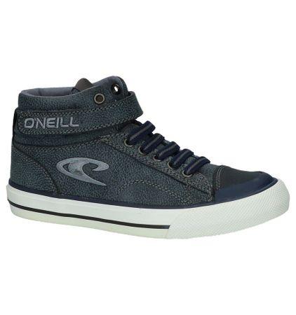 Donker Blauwe Sneakers met Velcro O'Neill Strapper