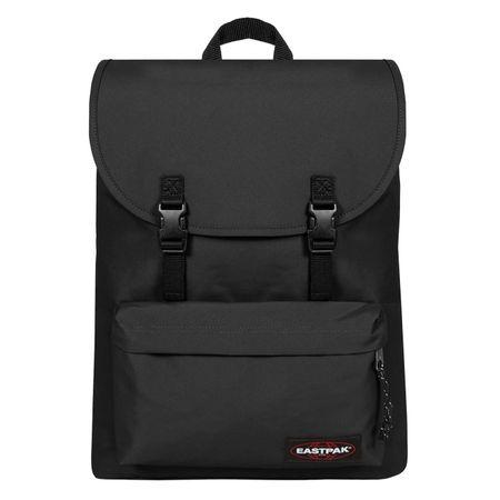 Eastpak London + Rugzak black backpack