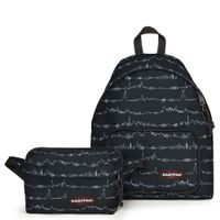 Eastpak Padded Travell'r Rugzak Beat Black