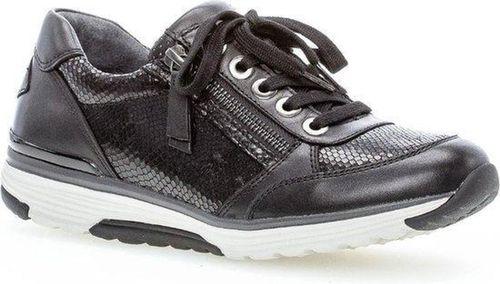 Gabor 56.973.67 Dames Sneakers Zwart