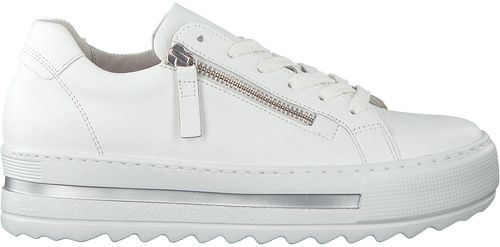 Gabor Lage sneakers 498 Wit