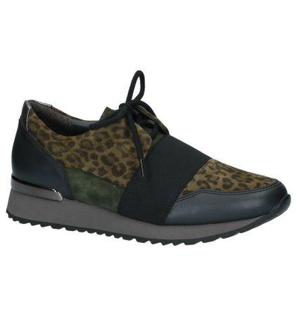 Gabor Optifit Kaki Sneakers
