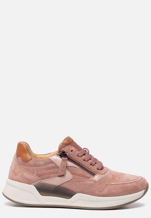 Gabor Trendy Gabor sneaker croco G leest