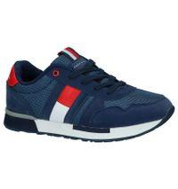 Geklede Sneakers Tommy Hilfiger Donkerblauw