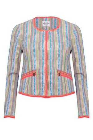 Genna | Jacket | Multicolour | Mt700006