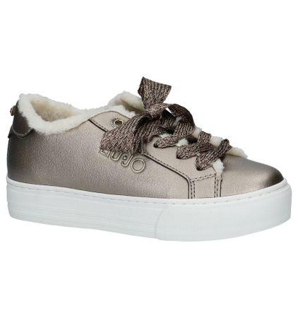 Gouden Sneakers Liu Jo