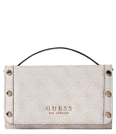 Guess-Portemonnees-Florence Wallet On A String-Roze