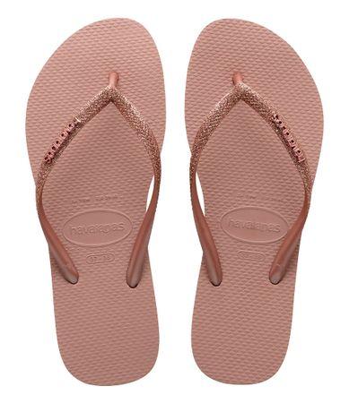 Havaianas Slippers Slim Glitter II Roze