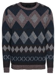 Heren Trui 'JPRWEST KNIT CREW NECK'