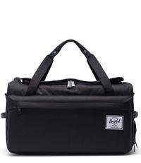 Herschel Supply Co.-Reistassen-Outfitter 50 L-Zwart