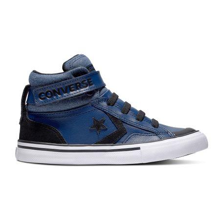 74e058da949 Converse Hoge sneakers in leer Pro Blaze Strap 18-35 - Vergelijk prijzen
